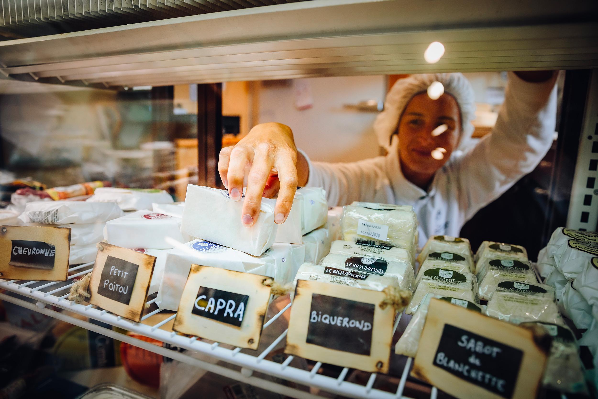 Fromages de La Suisse Normande
