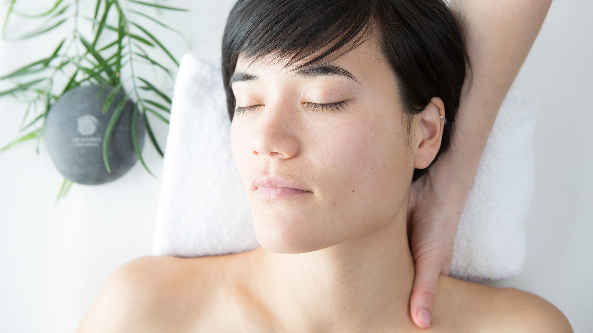 Massage chez La Source Bains Nordiques