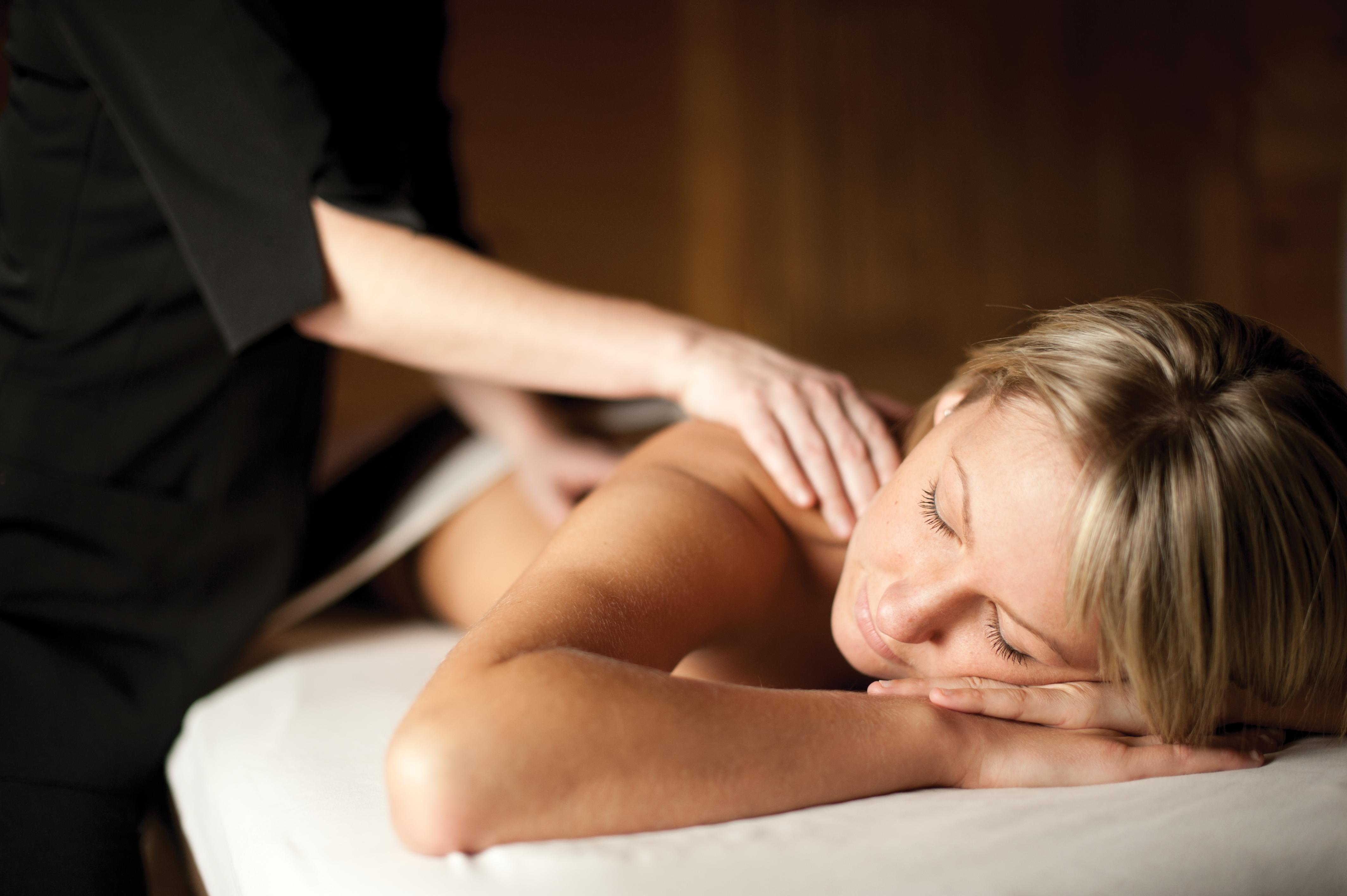 Massage au Spa Natur'Eau