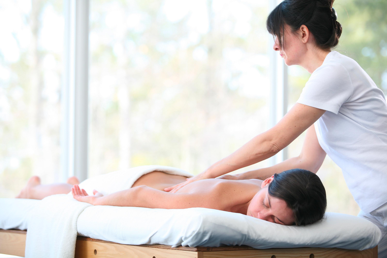Massage à La Montagne Coupée