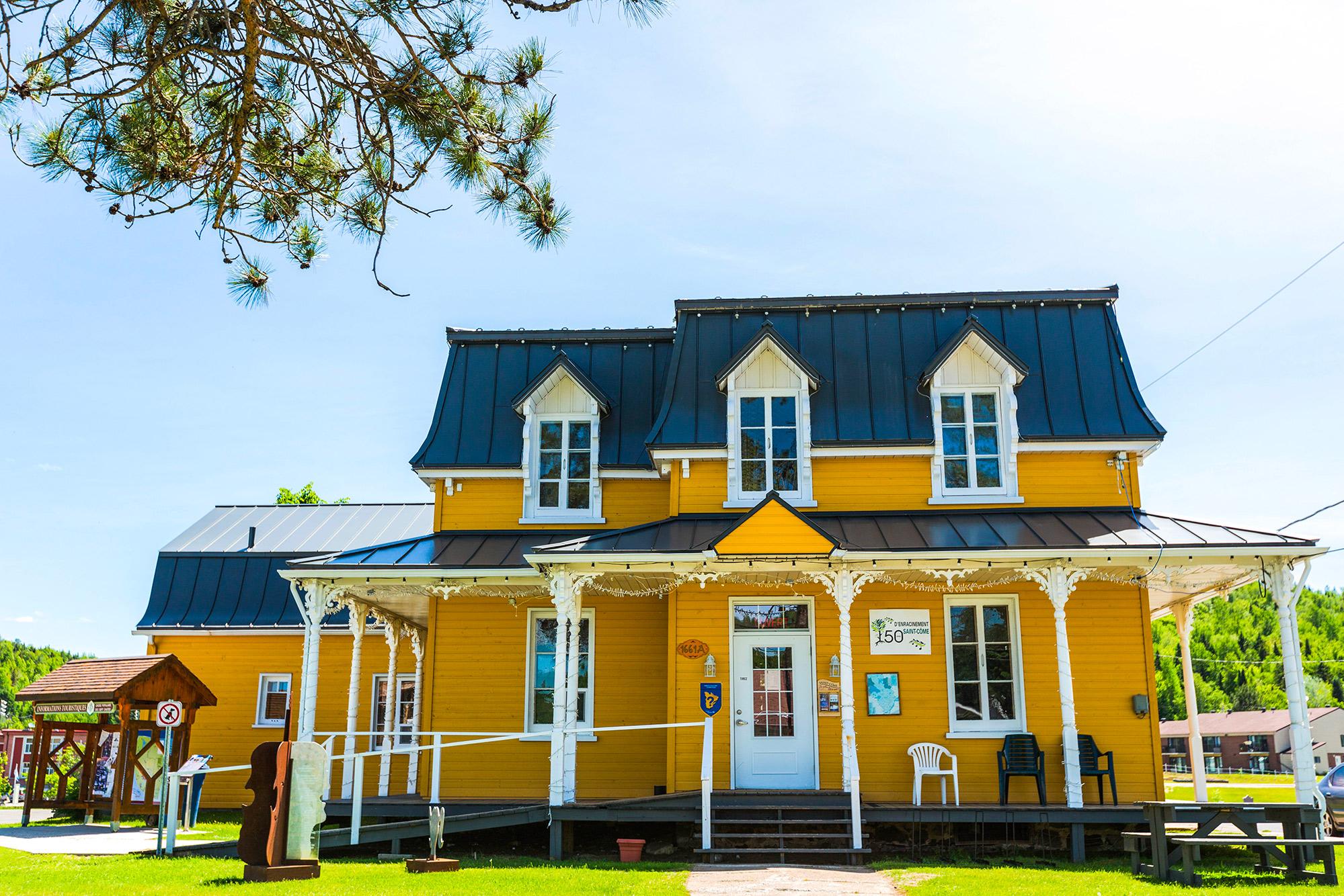 Bureau d'accueil touristique de Saint-Côme