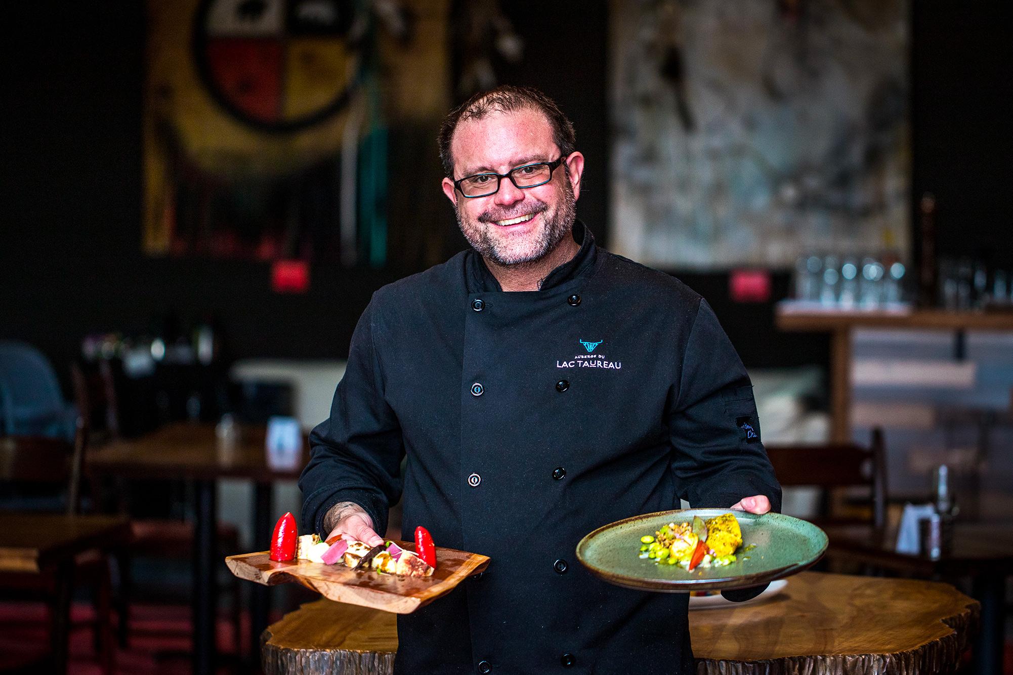 Chef William Malette
