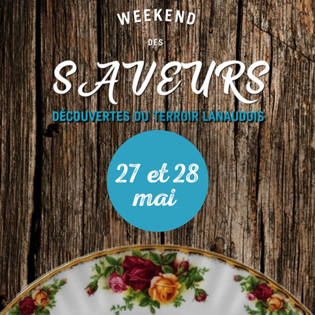 Auberge Lac Taureau Weekend saveurs