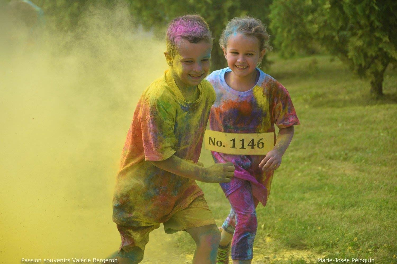 Course en couleurs de Mascouche