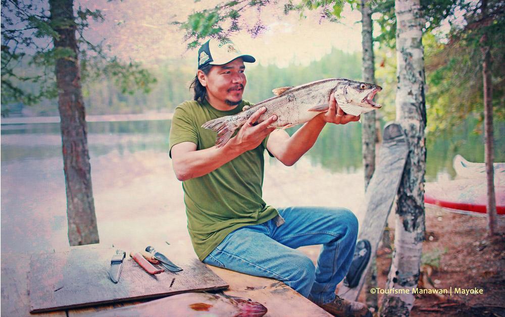 Pêcheur Manawan