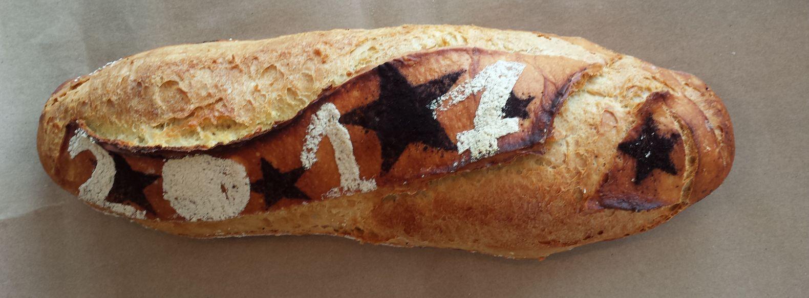 Pain Boulangerie La Grigne