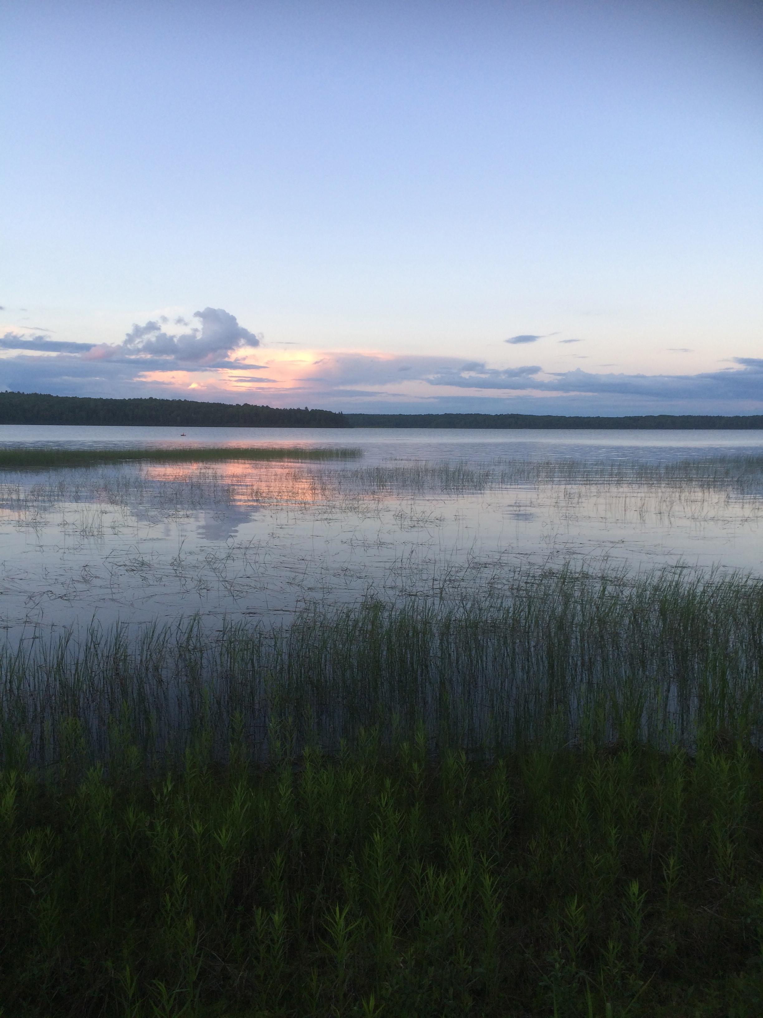 Paysage Lac Taureau