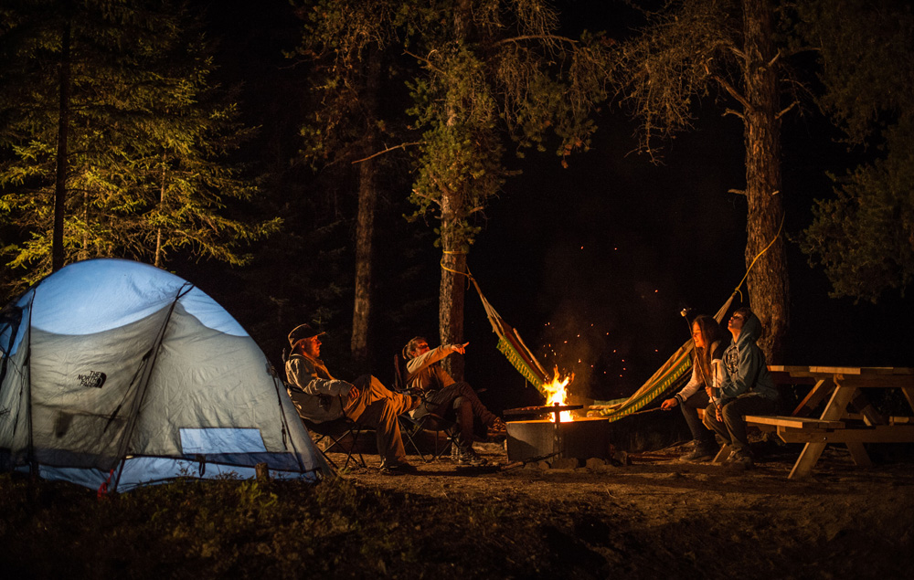Camping Lac Taureau