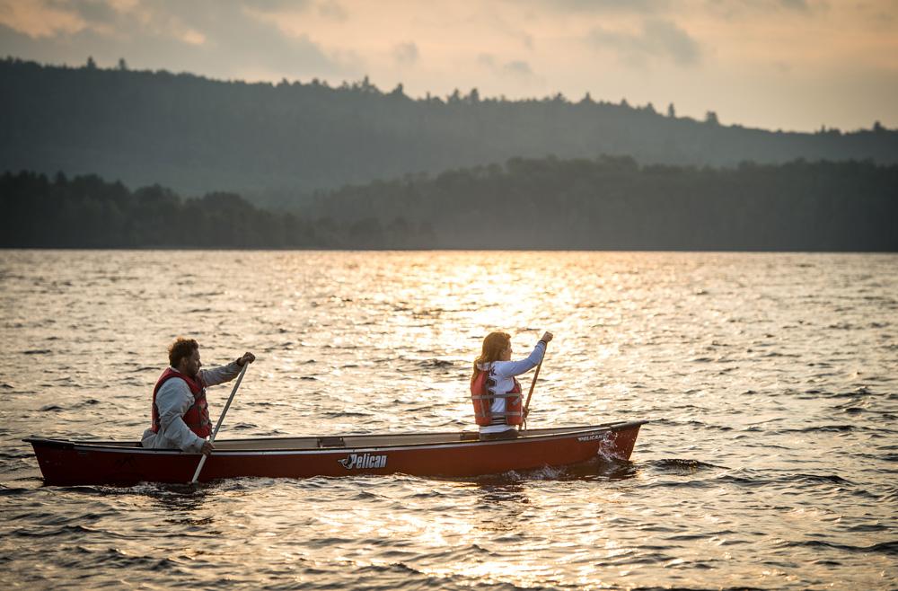 Canot Lac Taureau