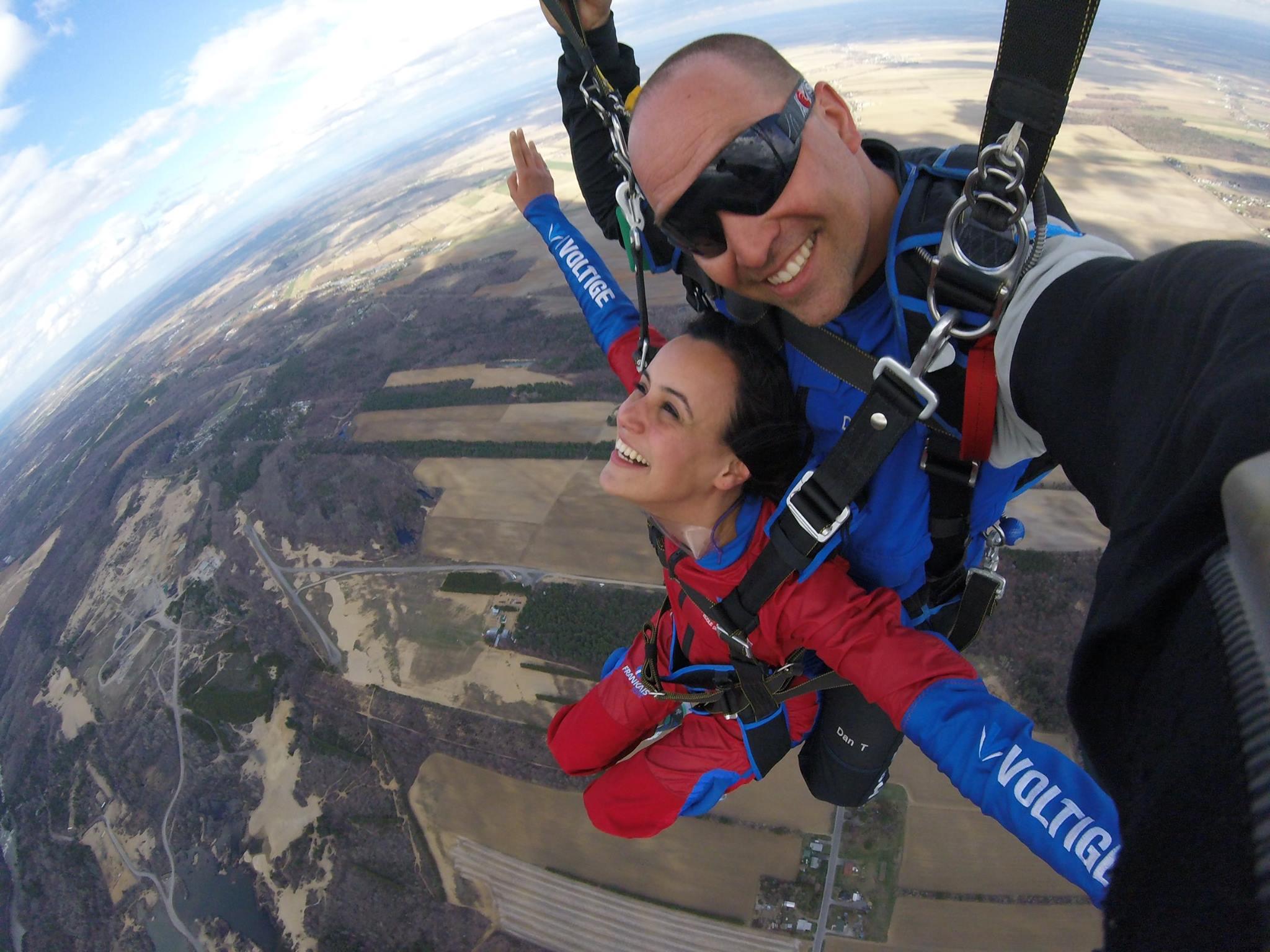 Parachute Voltige Lanaudière