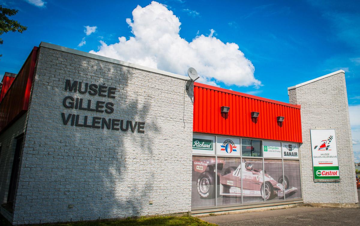 Musée Gilles-Villeneuve Berthier