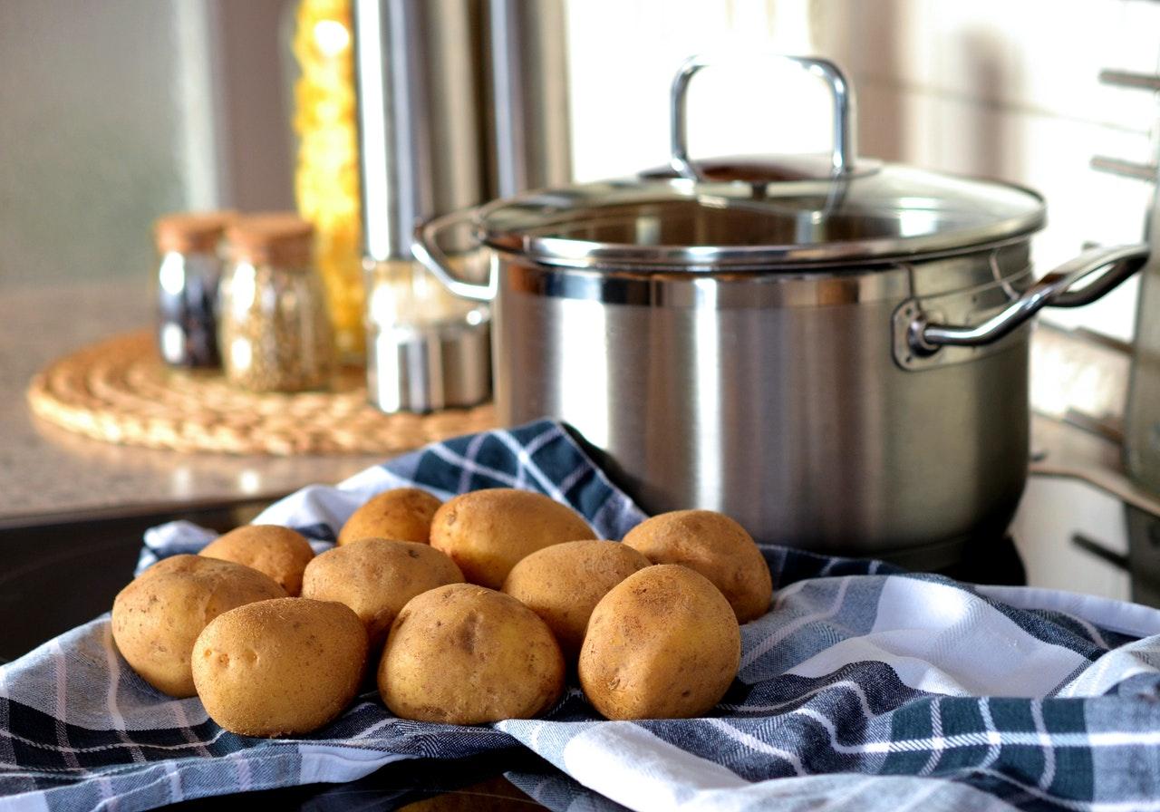 Patates à bouillir