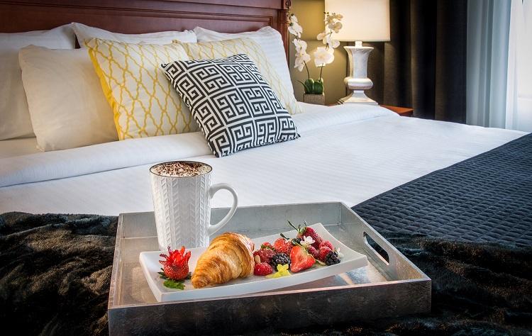 Déjeuner Hotel Chateau Joliette