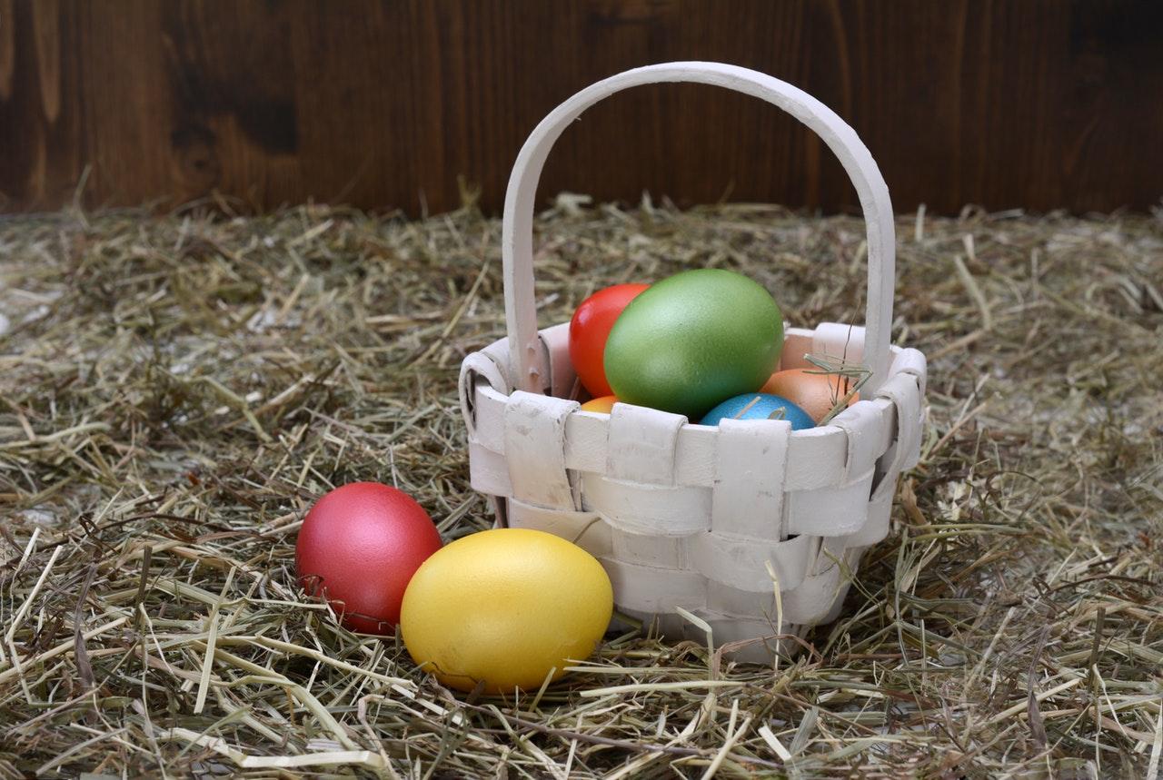 Chasse aux cocos de Pâques