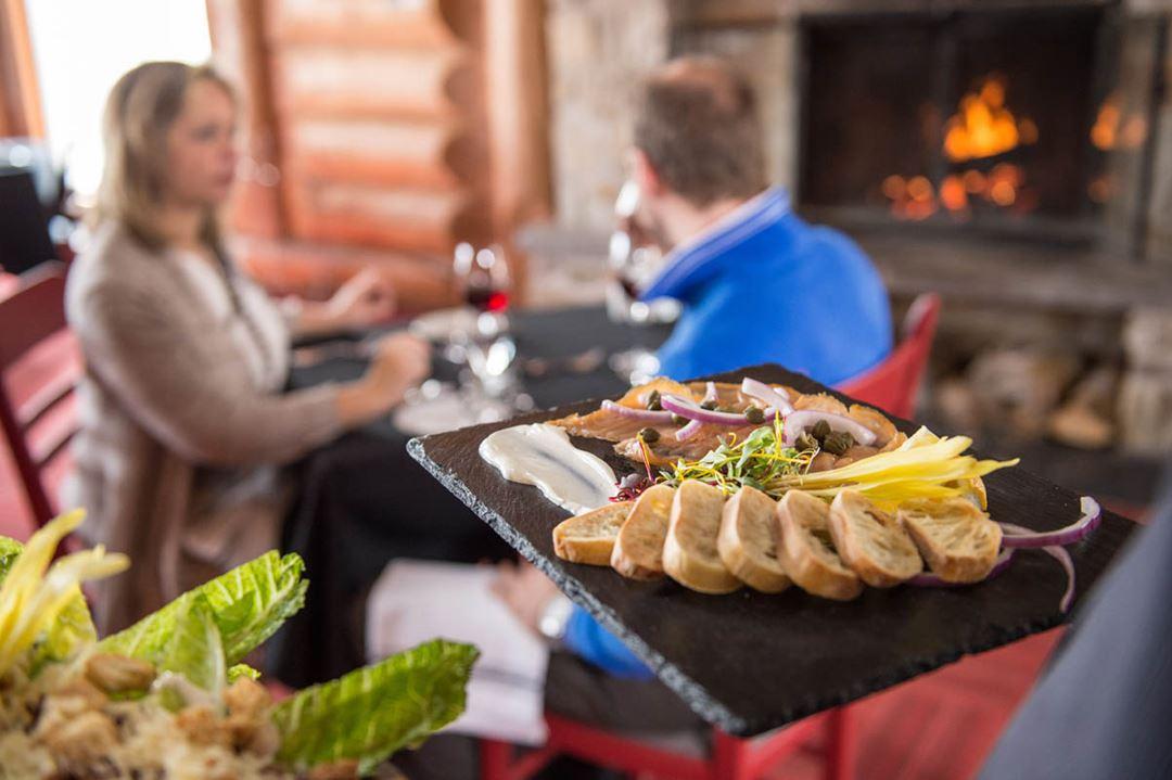 Restaurant de l'Auberge du Lac Taureau